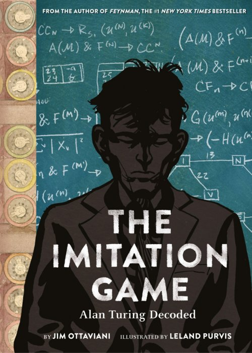 The Imitation Game - Alan Turing Decoded #1 - HC