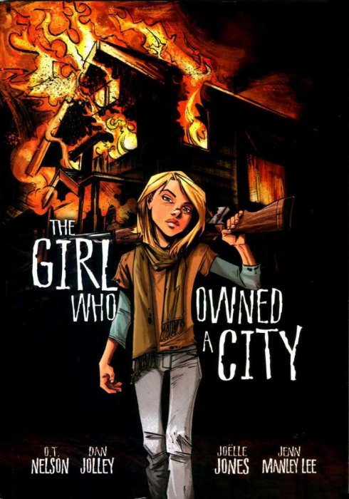 The Girl Who Owned a City #1 - GN