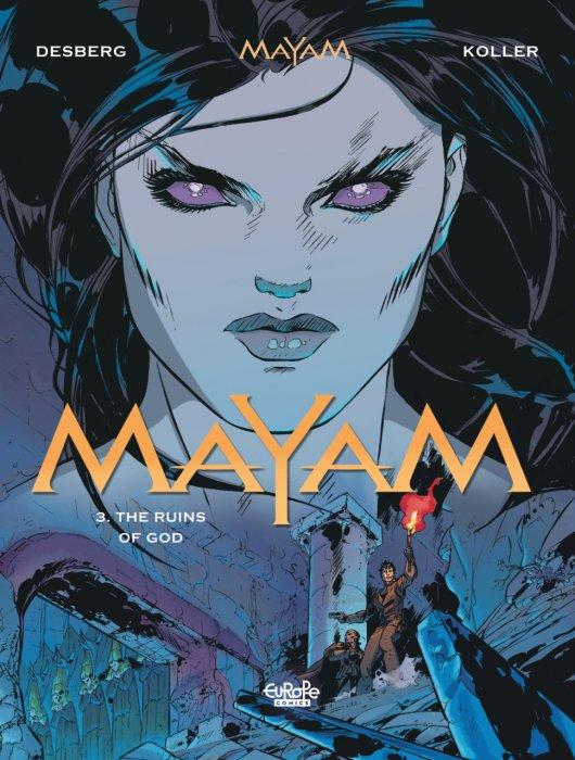 Mayam #3 - The Ruins of God