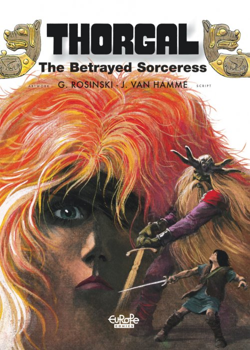 Thorgal #0 - The Betrayed Sorceress