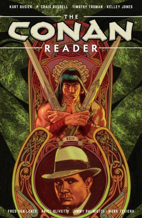 The Conan Reader #1 - TPB