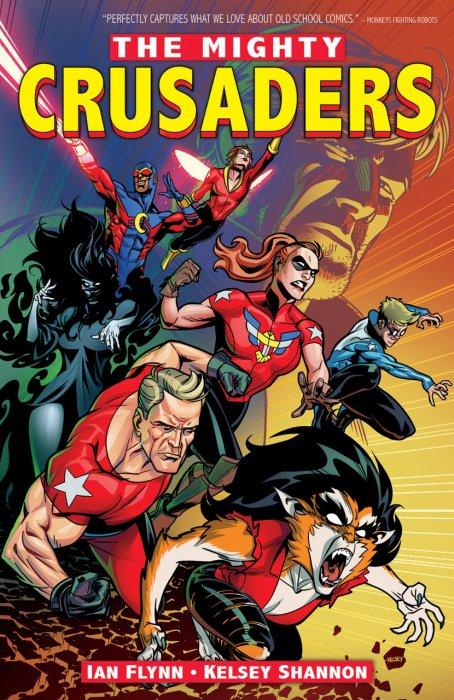 Mighty Crusaders Vol.1