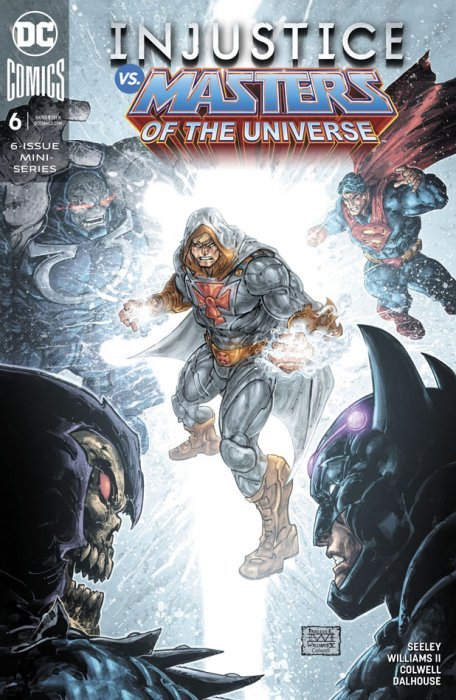 Injustice Vs. Masters of the Universe #6