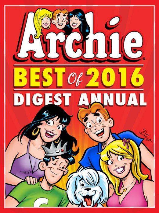 Archie - Best of 2016 Digest Annual #1 - TPB