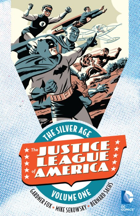 Justice League of America - The Silver Age Vol.1-4 Complete