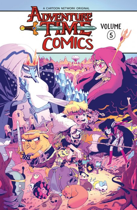 Adventure Time Comics Vol.5