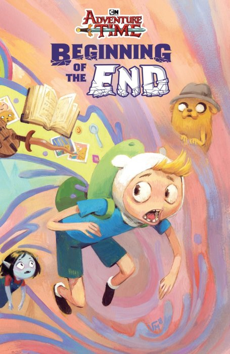 Adventure Time - Beginning of the End #1 - TPB