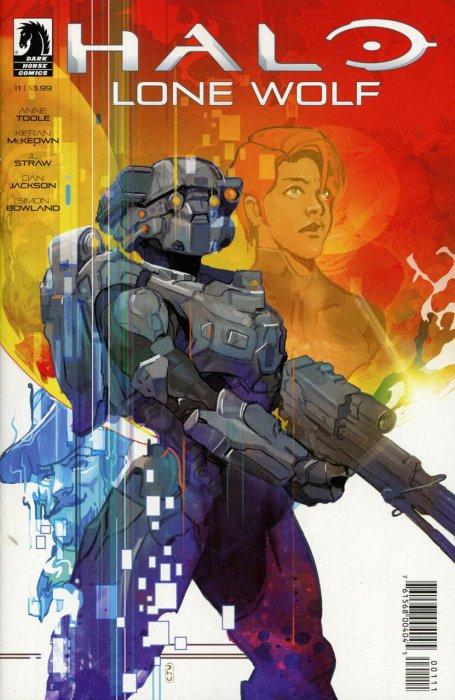 Halo - Lone Wolf #1