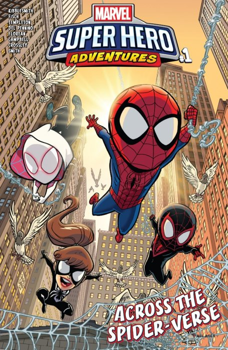 Marvel Super Hero Adventures - Spider-Man - Across the Spider-Verse #1