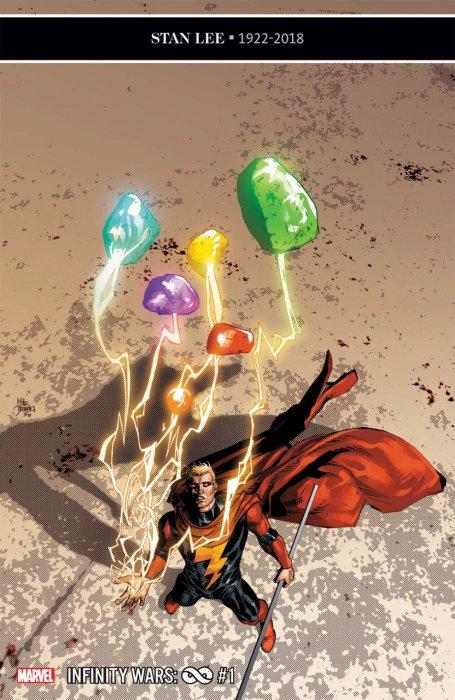 Infinity Wars - Infinity #1