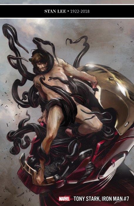 Tony Stark - Iron Man #7