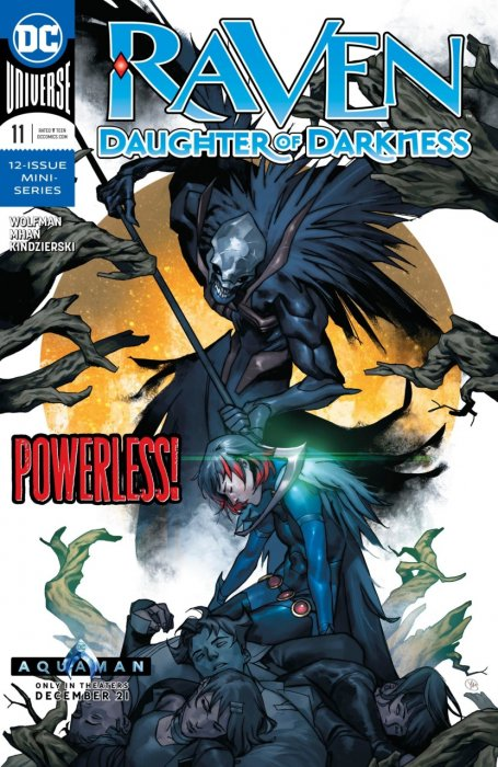 Raven - Daughter of Darkness #11
