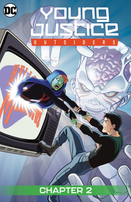 Young Justice Outsiders #2