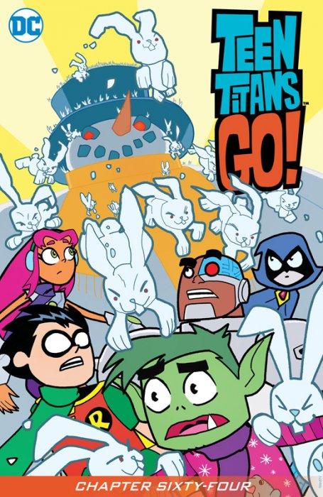 Teen Titans Go! #64