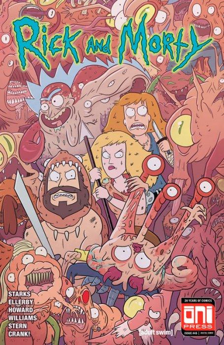 Rick and Morty #45