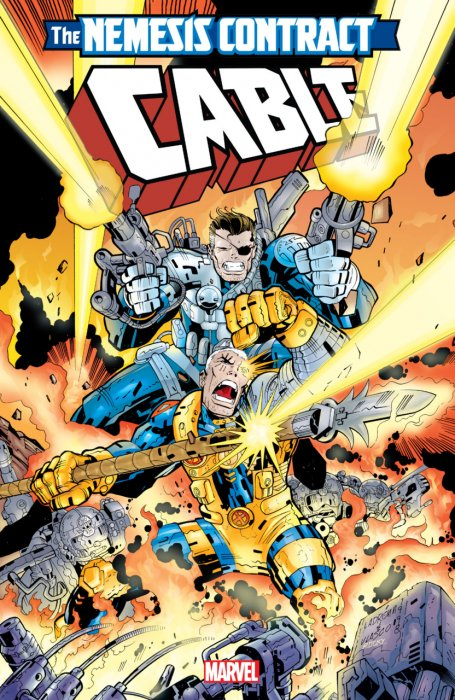 Cable - The Nemesis Contract #1 - TPB