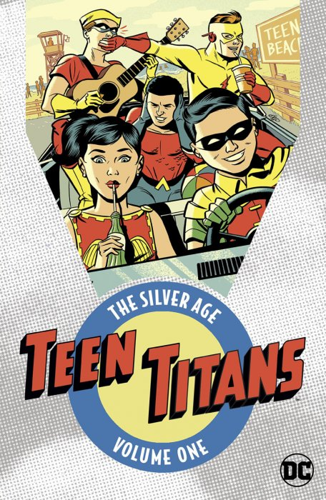 Teen Titans - The Silver Age Vol.1