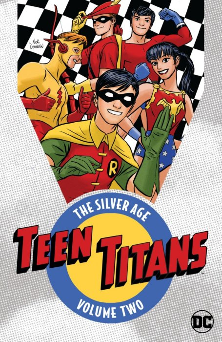 Teen Titans - The Silver Age Vol.2