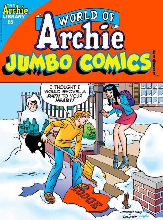 World of Archie Comics Double Digest #85