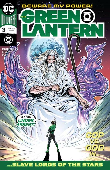 The Green Lantern #3