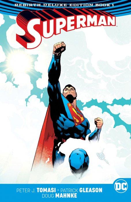 Superman - Rebirth Deluxe Edition Book 1