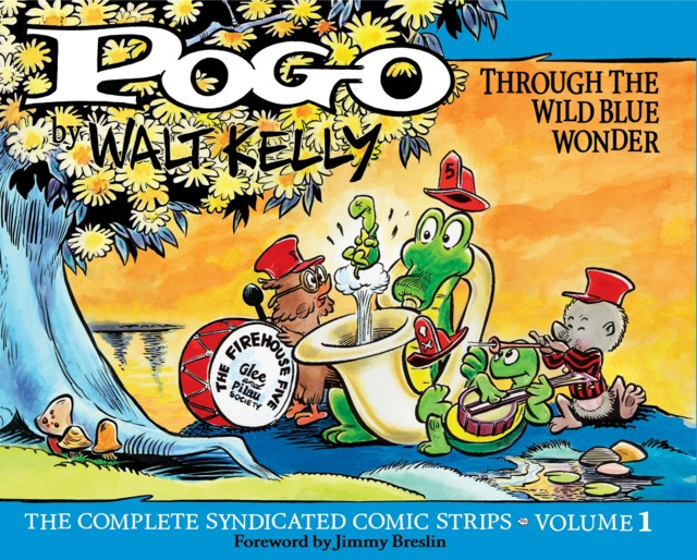 Pogo - The Complete Syndicated Comic Strips Vol.1-5 Complete