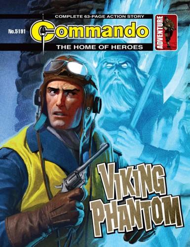 Commando #5191-5194