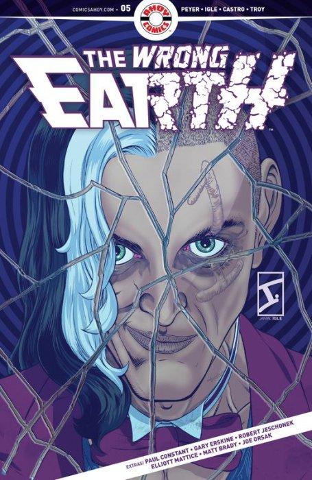 The Wrong Earth #5