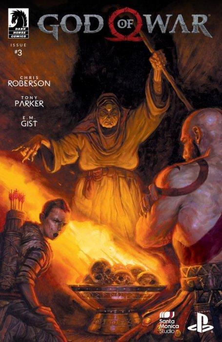 God Of War Vol.2 #3