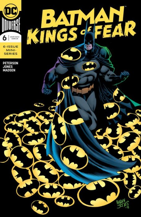 Batman - Kings of Fear #6