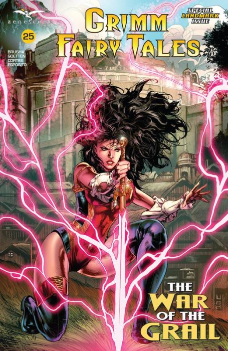 Grimm Fairy Tales Vol.2 #25