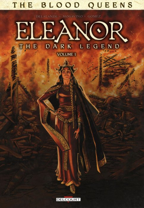 Eleanor The Dark Legend Vol.1-6 Complete