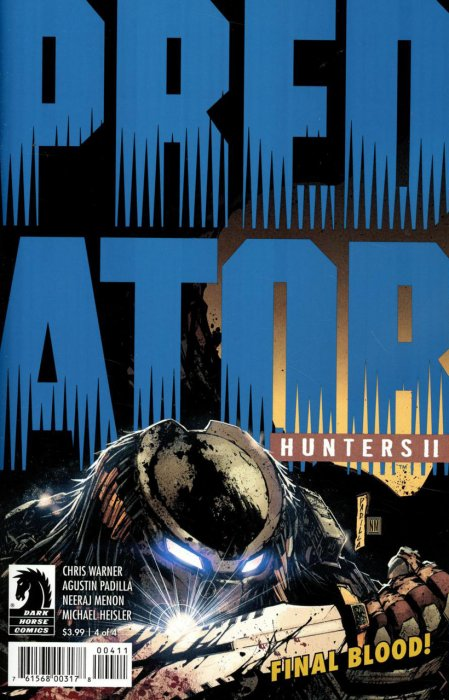 Predator - Hunters II #4