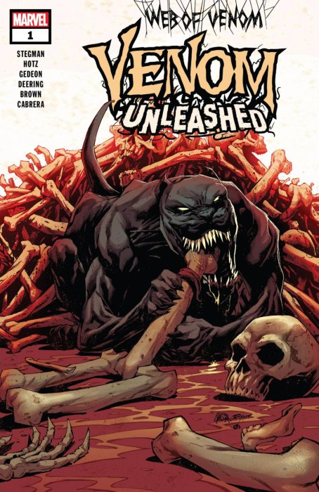 Web of Venom - Venom Unleashed #1