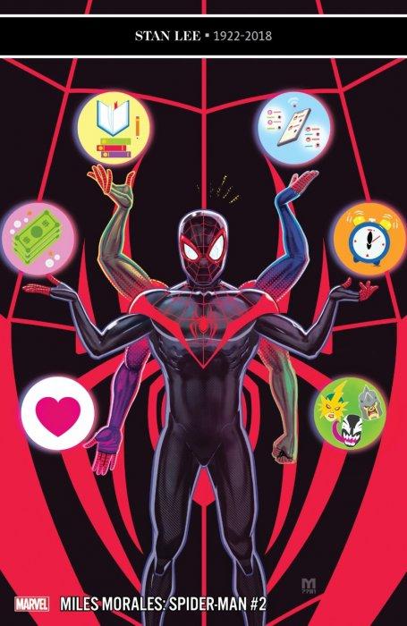 Miles Morales - Spider-Man #2