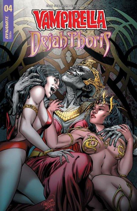 Vampirella - Dejah Thoris #4