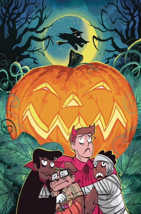 The Backstagers - Halloween Intermission #1