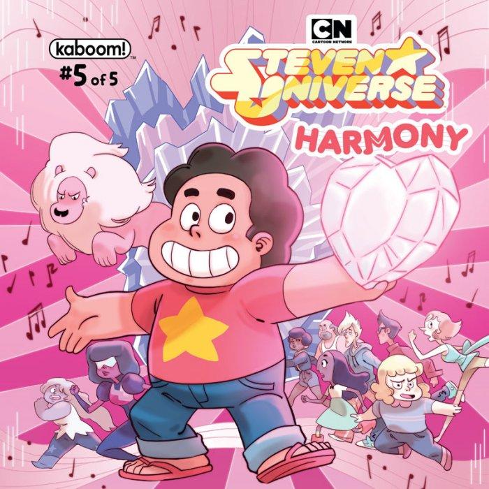 Steven Universe - Harmony #5