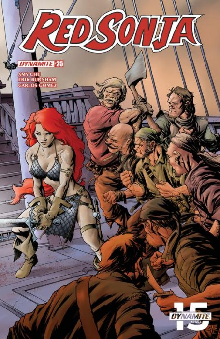 Red Sonja Vol.4 #25