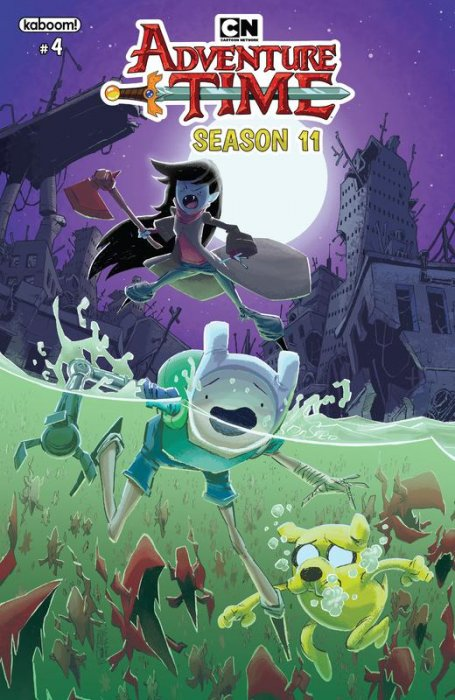 Adventure Time - Season 11 #4