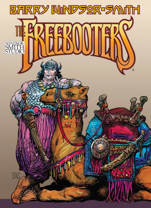 The Freebooters #1 - HC
