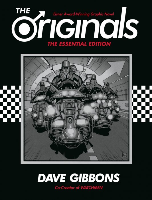 The Originals - The Essential Edition #1 - HC