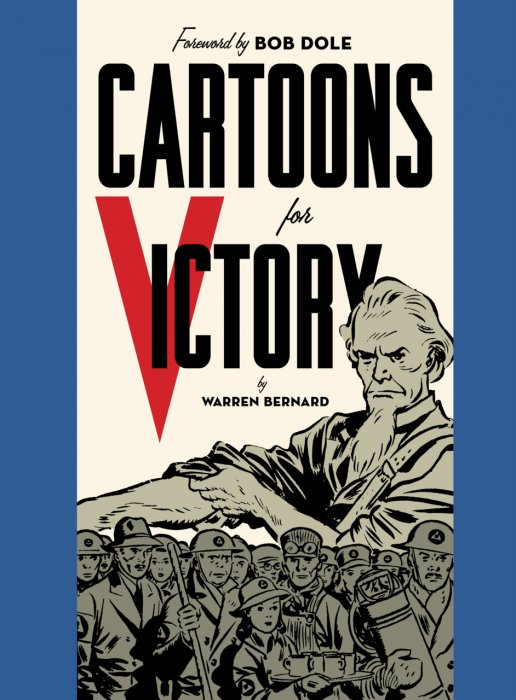 Cartoons for Victory #1 - HC