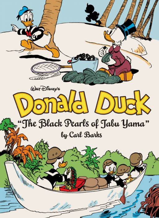 The Complete Carl Barks Library Vol.19 - Donald Duck - The Black Pearls of Tabu Yama