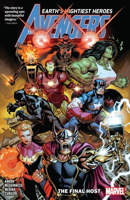 Avengers by Jason Aaron Vol.1 - The Final Host