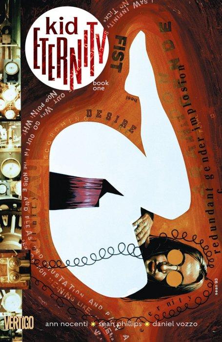 Kid Eternity Book 1