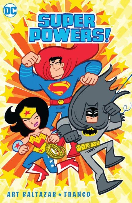 Super Powers #1 - TPB