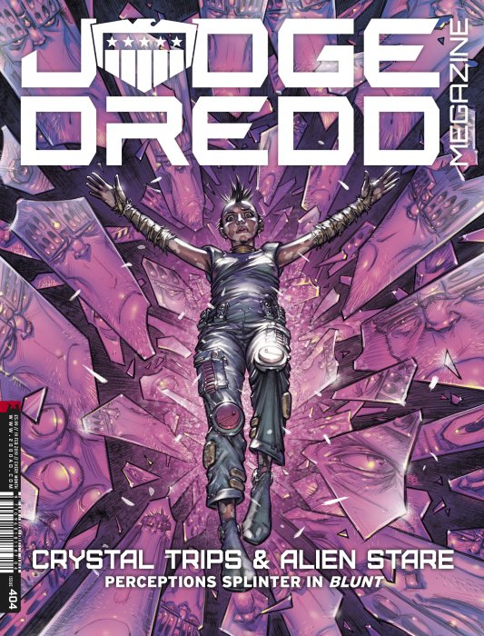 Judge Dredd The Megazine #404