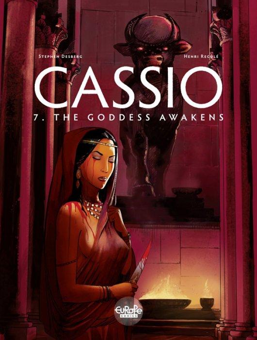 Cassio #7 - The Goddess Awakens