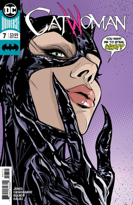 Catwoman #7